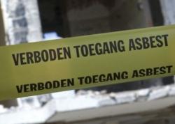 Weinig subsidieaanvragen voor saneren asbest buitengebied
