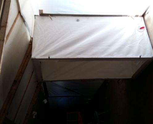 Project Bussink Begeleiding asbestsanering en deel sloop kuikenschuur