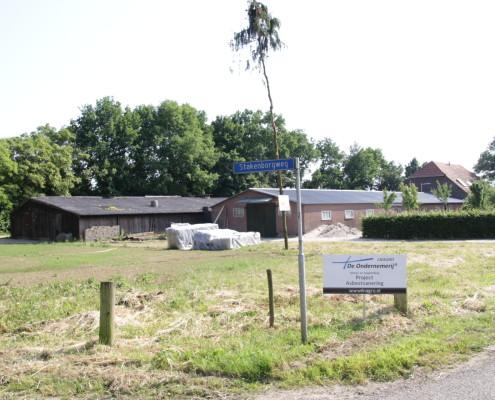 'Project Hendriksen Asbest eraf, zonnepanelen erop'