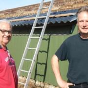 Eerste project asbesttrein gesaneerd